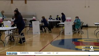 Bond Hill COVID-19 vaccination clinic focuses on underserved minorities, immigrants