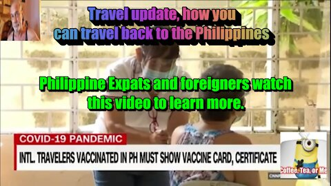 IATF Philippines eases restrictions on fully vaccinated travel