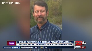 The Annual Christmas Parade is accepting virtual submissions