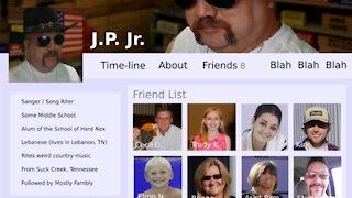Facebook Status Brokenhearted - J.P. Junior