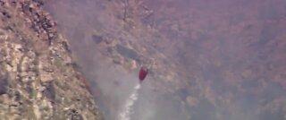 Cottonwood fire burns 2,800+ acres