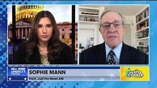 Alan Dershowitz on the Derek Chauvin trial