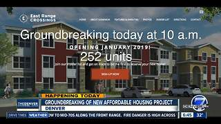 New affordable housing apartment complex coming to Green Valley Ranch
