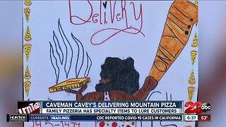 Caveman Cavey's Pizza