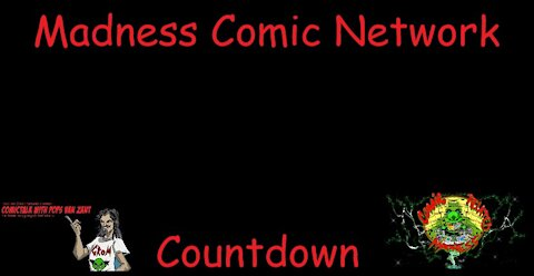 Madness Countdown for the Great Cyclopian