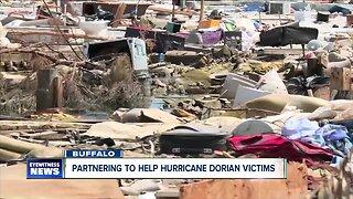 Buffalo partnership to help Hurricane Dorian victims