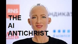 THE AI ANTICHRIST