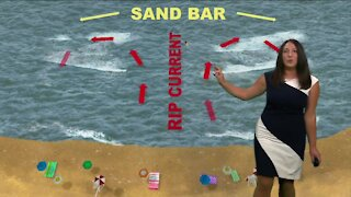 Breaking it Down with Brittney - Rip Currents