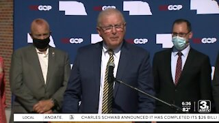 Douglas County Attorney Don Kleine switching to Republican Party