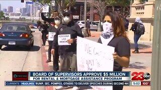 Board of Supervisors approve $5 million rental & mortgage assistance program