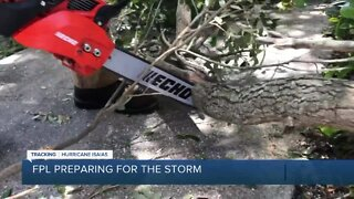 FPL preparing for impacts from Hurricane Isaias