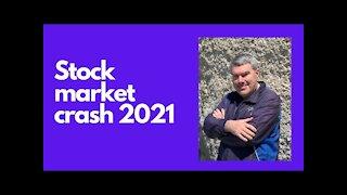 Stock market crash 2021