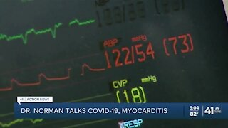 Research raises concerns of COVID-19 link to myocarditis