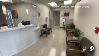 School District of Palm Beach County opens medical clinic for employees