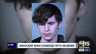 Innocent man arrested, charged with murder over mistaken identity