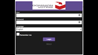 Dominion Voting Systems and Solarwinds Hacked Software