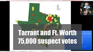 Texas Election Audit Debrief: Captain Seth Keshel - 2627