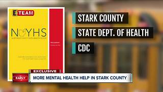More mental health help in Stark County