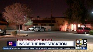 Police address Hacienda Healthcare investigation