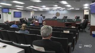 Collier County Commission passes mask mandate after one board member changes her mind