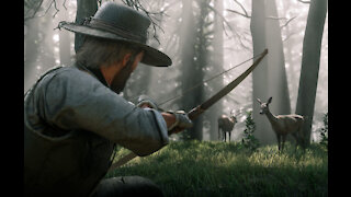 Red Dead Online fans love 'peaceful life' in game