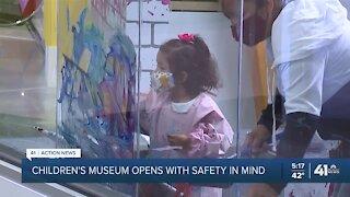 Wonderschop Children's Museum opens