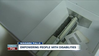 Empowering people with disabilities to have independence, job skills