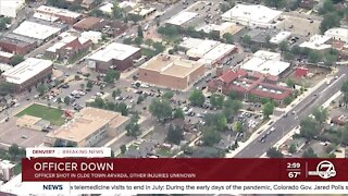 Restaurant workers say they heard multiple shots in Olde Town Arvada