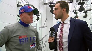 One on one with Sean McDermott week 8