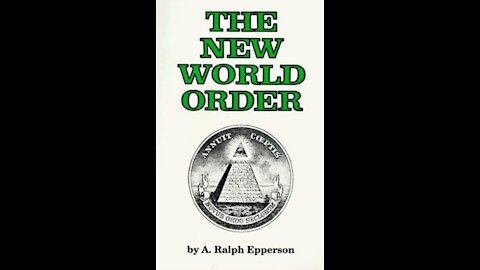 The New World Order. What is it? Who is behind it?