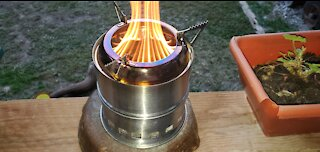 Emergency Cook Stoves