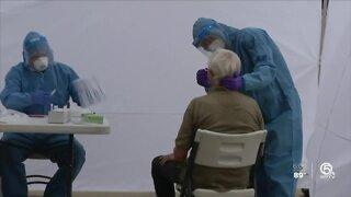 Coronavirus lab results raising concerns in Florida