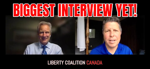 BIGGEST INTERVIEW YET: Texan MD, Peter McCullough Gives Call For Courage!