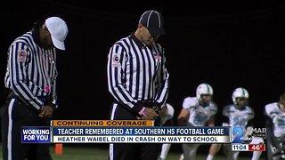 Southern High School mourns beloved teacher