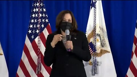 VP LAUGHS When Describing How 2mn Women Lost Jobs During Pandemic