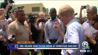 Homestead facility housing migrant children