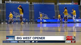 CSUB falls in Big West opener to Long Beach State