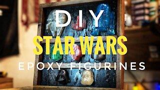 How to make Epoxy Star Wars Figurines