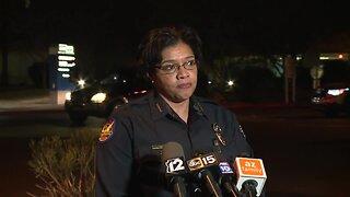 "Phoenix Police Chief Jeri Williams remembers Commander Greg Carnicle: ""Phoenix lost a true hero"""