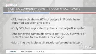 Fighting crime through voting