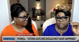 Diamond and Silk talk about the Glitch and the Geek....