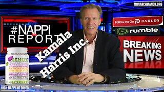 Kamala Harris Inc with Rick Nappi #NappiReport
