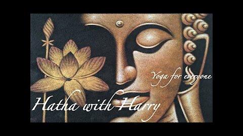Hatha with Harry - Beginner's yoga 5.3 Anjaneyasana