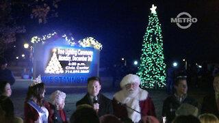 TMN | EVENT - Westminster Annual Christmas Tree Lighting Ceremony (2018)
