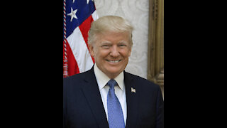 DONALD TRUMP THE PRESIDENT OF UNITED STATES READING - ALL WILL BE GOOD!