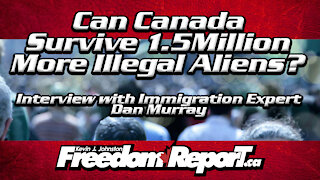 Can Canada Survive 1 Million More Illegal Aliens?