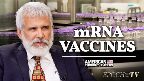 Dr. Robert Malone: Why Government Vaccine Policies Have Been Problematic | CLIP