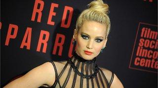 Jennifer Lawrence's 'Timeless' Engagement Ring Worth $250,000
