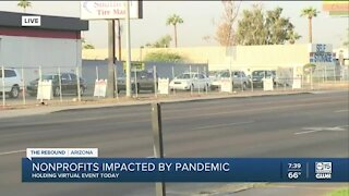 Arizona nonprofits asking for more COVID-19 relief