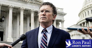 Massie: 'Fire The CDC!' - Us: 'Then End It!'